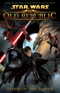 The Old Republic Volume 1: Blood of the Empire