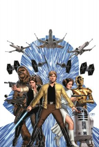 Star Wars #1 von Marvel