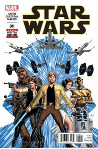 Star Wars #1 (14.01.2015)