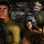 Die Star Wars Rebels-Crew