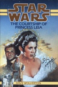 The Courtship of Princess Leia (Hardcover)