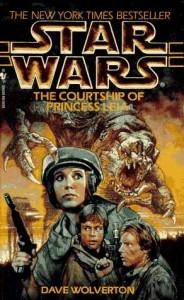 The Courtship of Princess Leia (1. Auflage 1995)