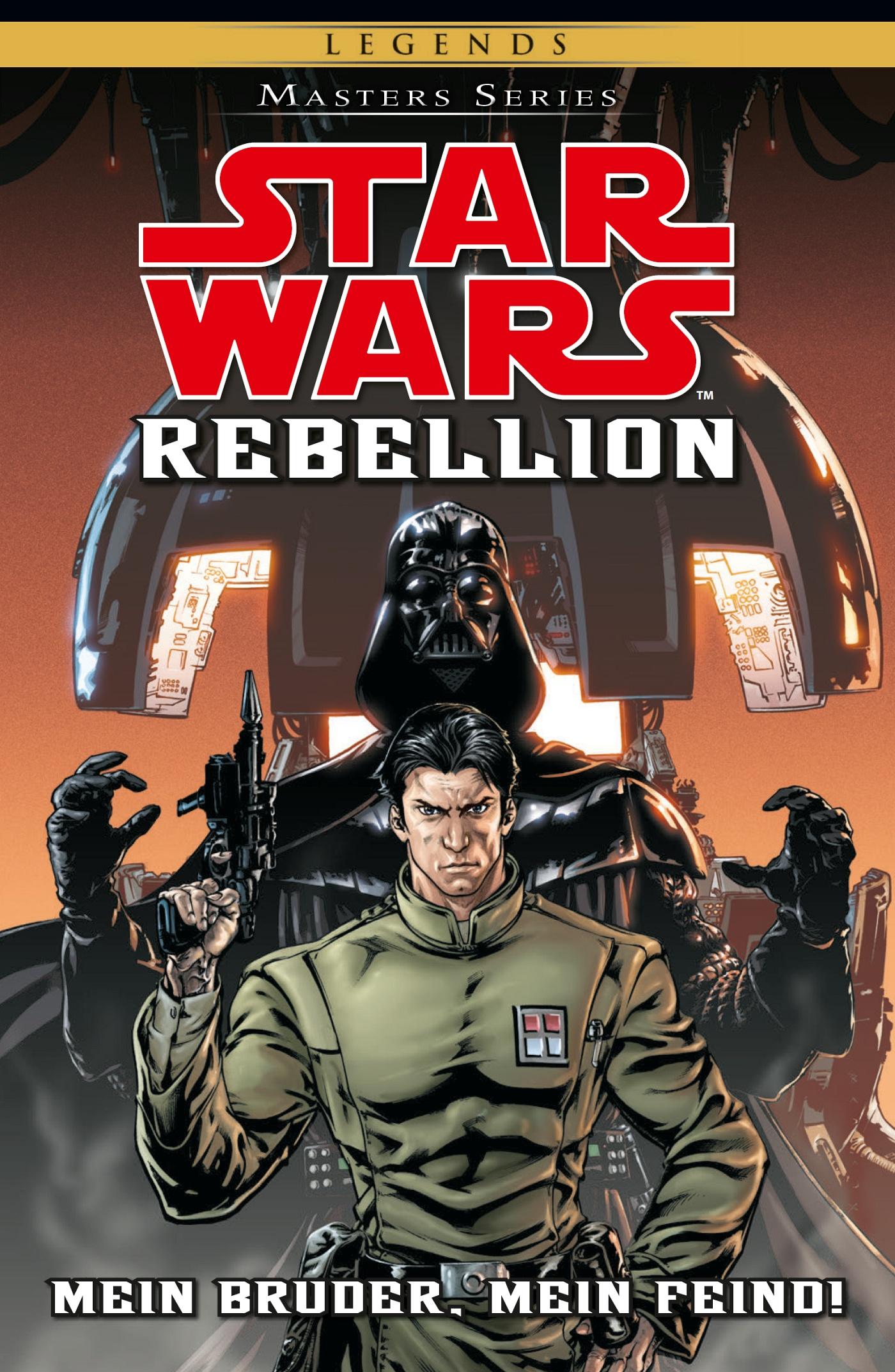 Masters Series #10: Rebellion I: Mein Bruder, Mein Feind (21.04.2015)