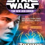 New Jedi Order 13: Traitor von Matthew Stover (Legends-Cover)