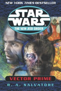 The New Jedi Order 1: Vector Prime (2000, Paperback)