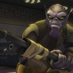 Zeb aus Star Wars Rebels