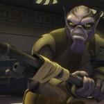 Zeb aus Star Wars Rebels