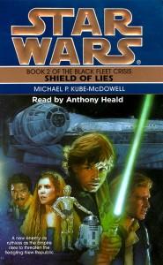 The Black Fleet Crisis 2: Shield of Lies (Audio Download)