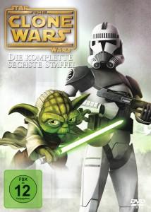 Star Wars: The Clone Wars: Staffel 6 (DVD, 2014)