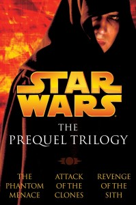 Star Wars: The Prequel Trilogy (2007, Paperback)