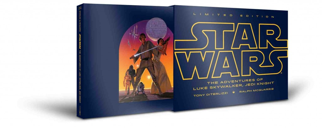 The Adventures of Luke Skywalker, Jedi Knight Limited Edition
