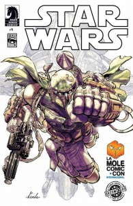 Star Wars #1 (Boba Fett Variant Cover) (07.11.2014)