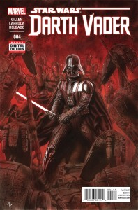 Darth Vader #4: Vader, Part 4 (08.04.2015)