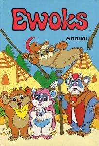 Ewoks Annual