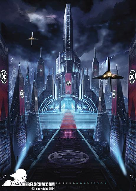 Imperial Headquarters (aus dem Imperial Handbook)