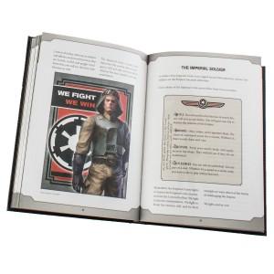 Imperial Handbook: A Commander's Guide Deluxe Edition - Buch, geöffnet