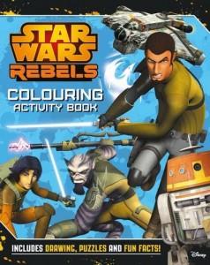 Star Wars Rebels Colouring Book (26.02.2015)