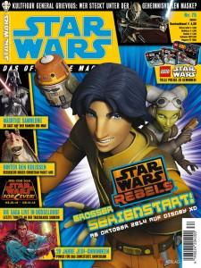 Offizielles Star Wars Magazin #75 (01.10.2014)