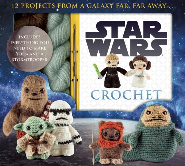 Star Wars Crochet verspricht machtvollen H?kelspa? ? Jedi ...