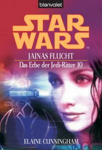Das Erbe der Jedi-Ritter 10: Jainas Flucht (2012, Ebook)