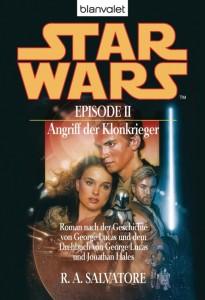 Star Wars Episode II: Angriff der Klonkrieger (2012, eBook)