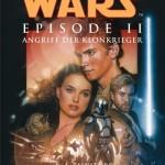 Star Wars Episode II: Angriff der Klonkrieger (2002, Hardcover)