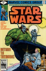 Star Wars #31: Return to Tatooine