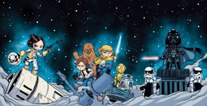 Skottie Youngs Marvel-Variantcover für Star Wars