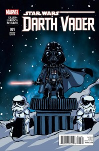 Darth Vader #1 (Skottie Young Variant Cover) (11.02.2015)