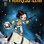 Princess Leia #1 (Skottie Young Variant Cover) (04.03.2015)