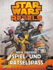 Star Wars Rebels: Spiel- und Rätselspaß