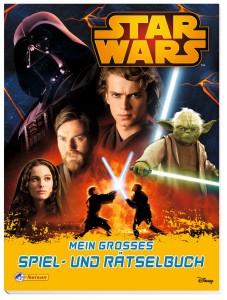 Star Wars: Mein großes Spiel- und Rätselbuch