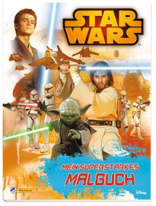Star Wars: Mein superstarkes Malbuch (18.12.2014, Amazon.de)