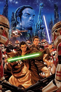 Kanan: The Last Padawan #1 (Mark Brooks Cover) (01.04.2015)
