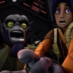 Zeb und Ezra in Fighter Flight