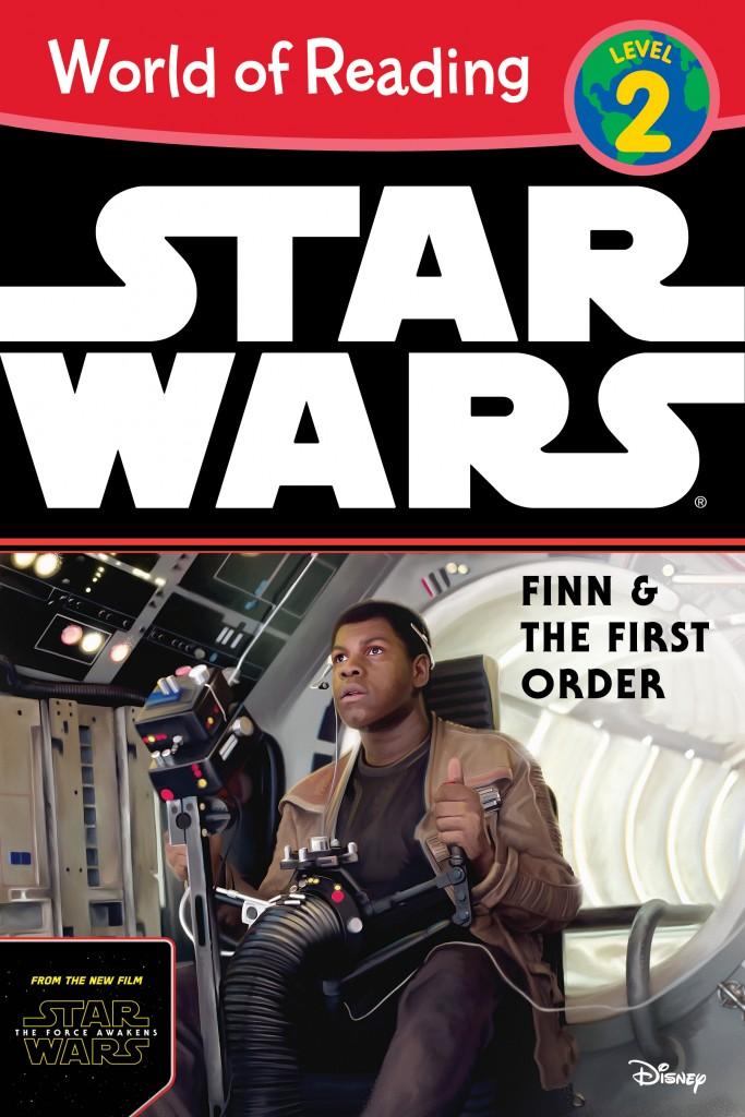 Finn & the First Order (World of Reading Level 2) (18.12.2015)