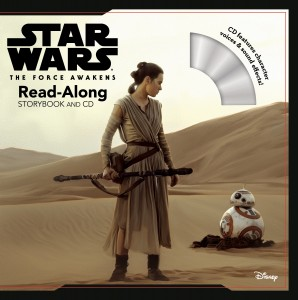 Star Wars: The Force Awakens - Read-Along Storybook and CD (05.04.2016)