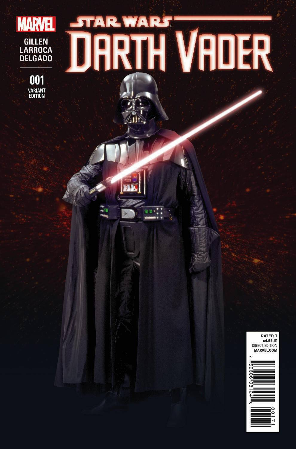 Darth Vader #1 (Movie Variant Cover) (11.02.2015)