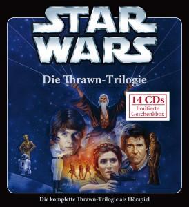 Die Thrawn-Trilogie (2014, Hörspielbox)