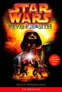 Star Wars Episode III: Revenge of the Sith (2005, Hörkassette)