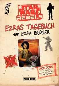 Ezras Tagebuch - Seite 1