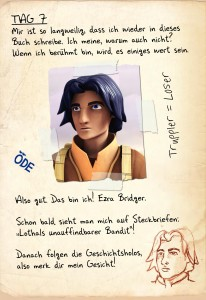 Ezras Tagebuch - Seite 4