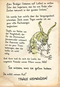 Ezras Tagebuch - Seite 5