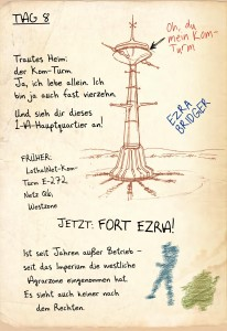 Ezras Tagebuch - Seite 6