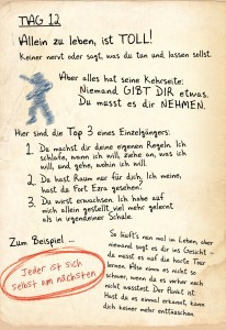 Ezras Tagebuch - Seite 8