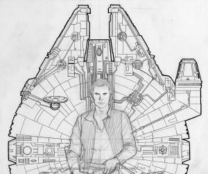 Star Wars #1 Frank Cho Variant Cover - Vorschau 1