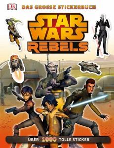 Star Wars Rebels: Das große Stickerbuch (27.01.2015)