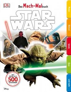 Das Mach-Malbuch Star Wars (27.01.2015)