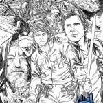Star Wars #1 Mark Brooks Variantcover
