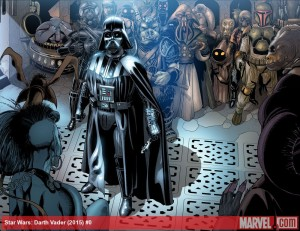Darth Vader (Marvel) - Vorschau 2